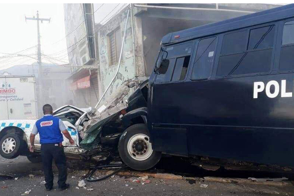 Camión, Secretaría de Seguridad del Estado de México, Tejupilco, Accidente,