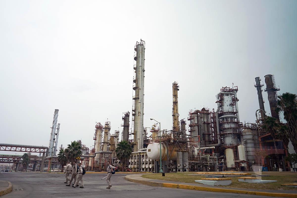 Refinería, Dos Bocas, AMLO, Coparmex, Gustavo de Hoyos,