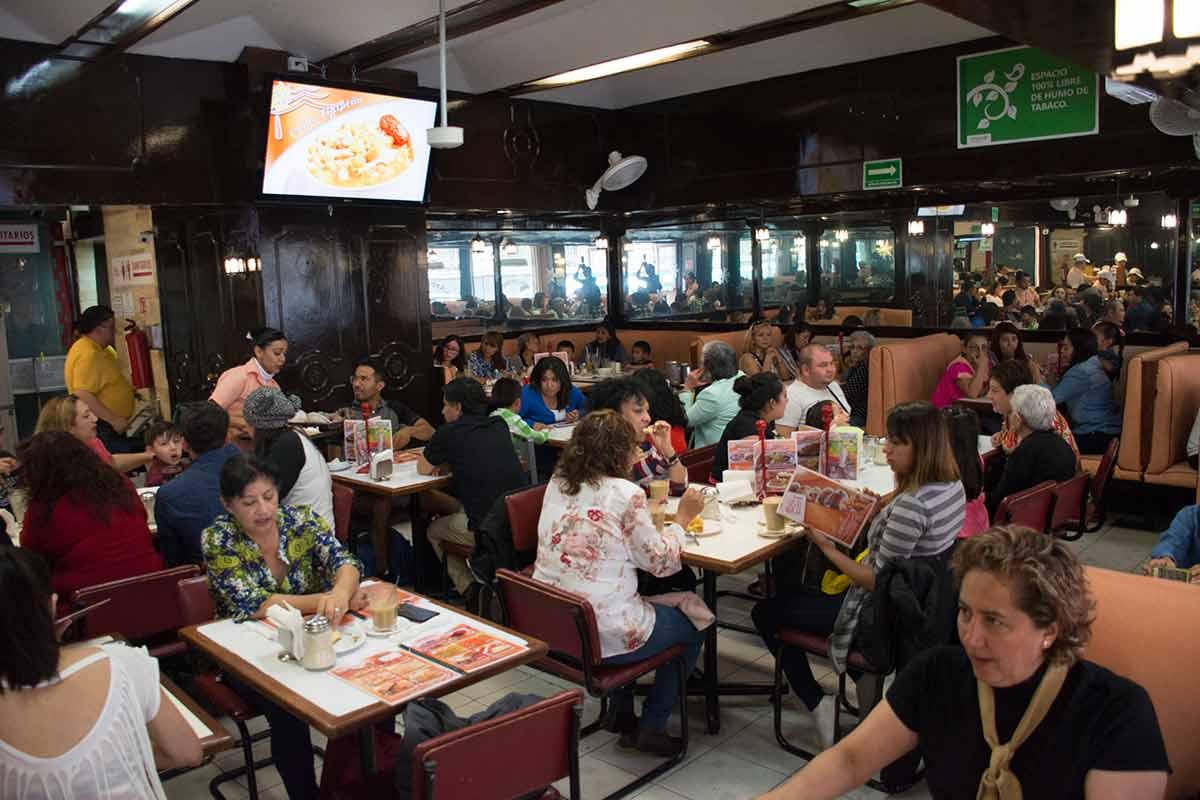 restauranteros, CDMX, 10 de mayo, madres