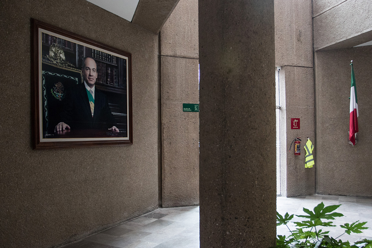 Felipe Calderón, AMLO, Carta pública, seguridad, Margarita Zavala,
