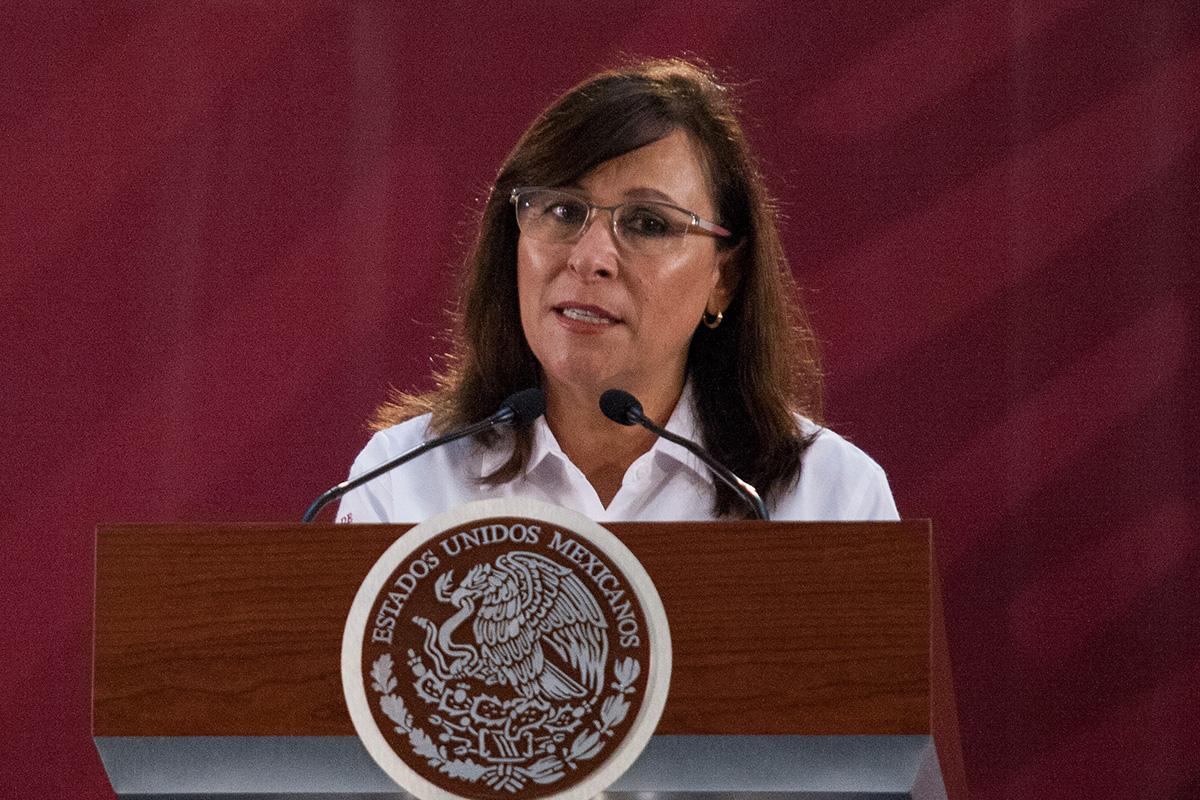 Secretaria de Energía, Rocío Nahle, Refinería, Dos Bocas,