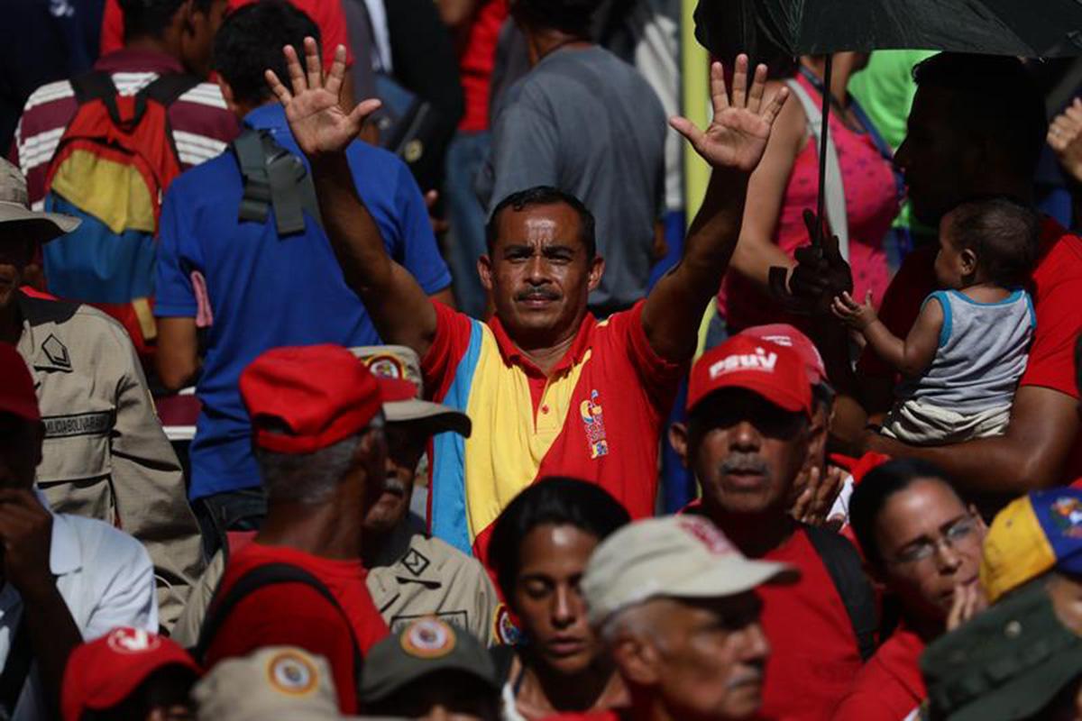 Venezuela, Caracas, Unión Europea, Nicolás Maduro, Juan Guaidó,