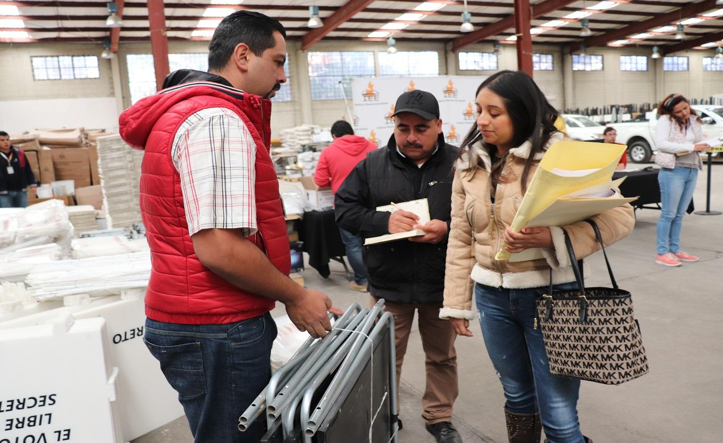 Electoral 2019 Puebla