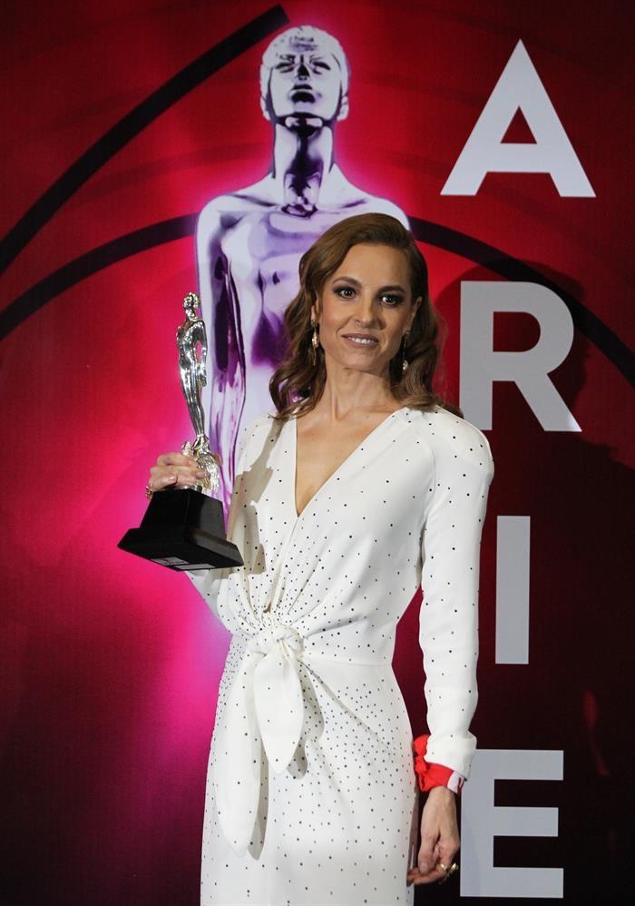 Marina de Tavira, ganadora del Ariel/