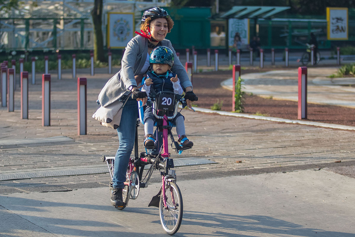 Bicicleta, Greenpeace México, equipaje, viajes,