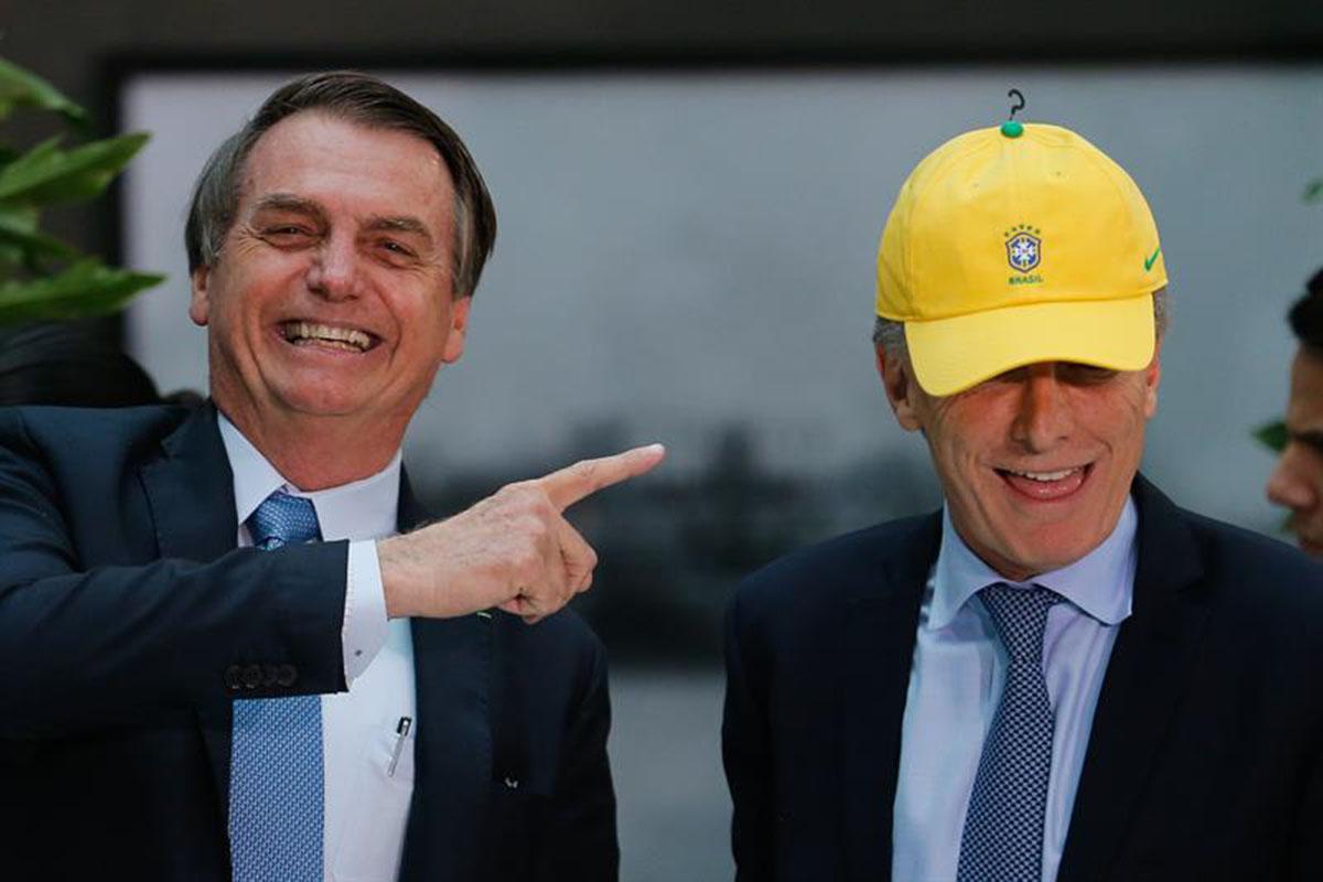 Brasil, adultos mayores, Jair Bolsonaro,