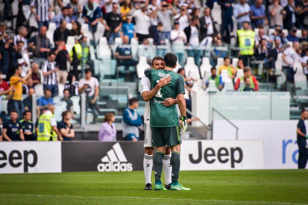 Buffón no quiere aún retirarse. Foto: Twitter