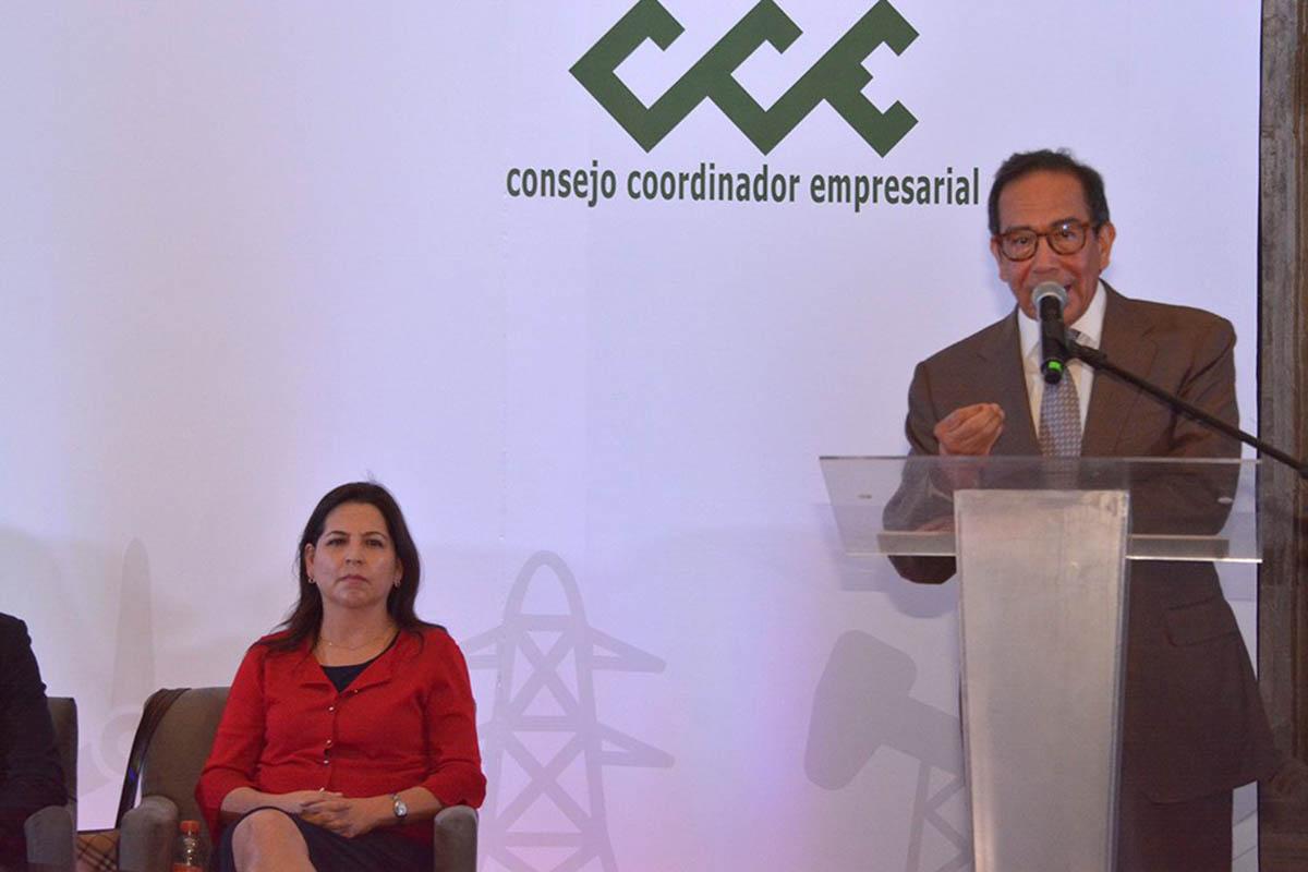 Carlos Lomelí, Presidente del CCE, T-MEC, Consejo Coordinador Empresarial,