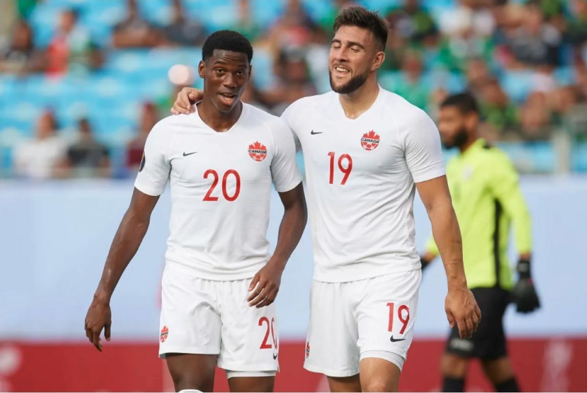Canadá goleó a Cuba. Foto: Copa Oro