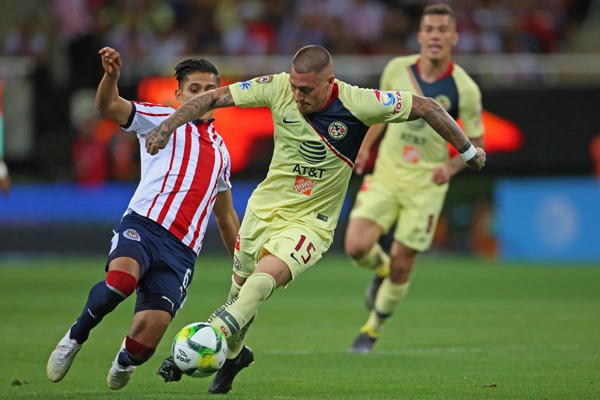 América ante Chivas de los duelos más atractivos del Apertura 2019. Foto Cuartoscuro