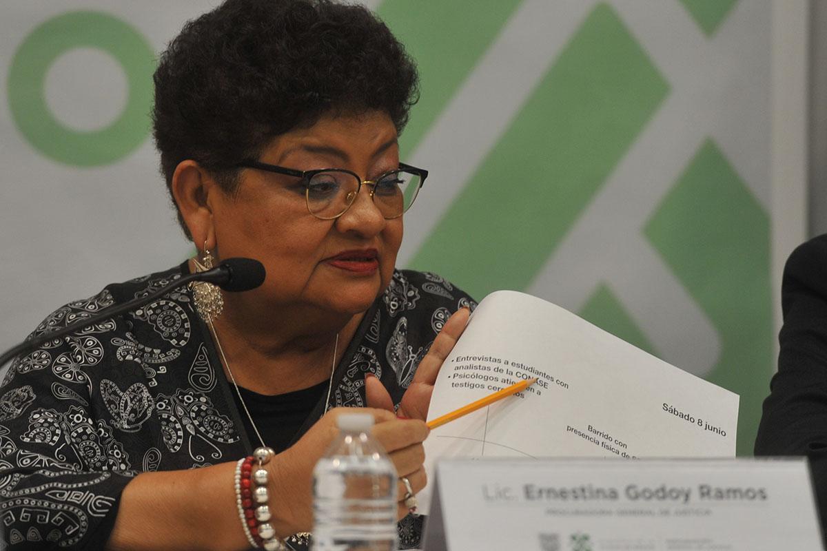 Norberto Ronquillo, Ernestina Godoy, secuestro, asesinato, Universidad del Pedregal,