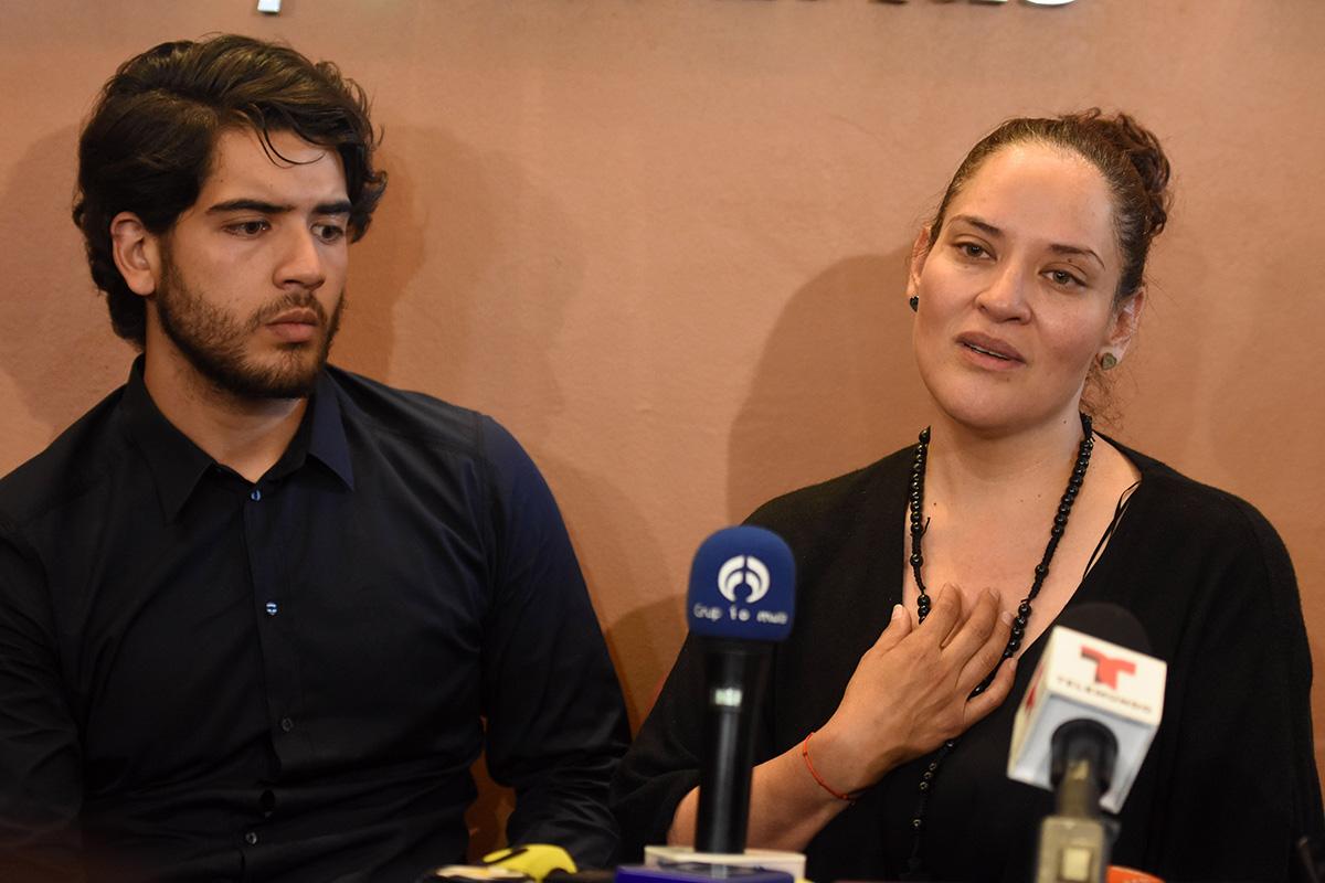 Norberto Ronquillo, secuestro, Norelia Hernández, madre, Universidad del Pedregal,