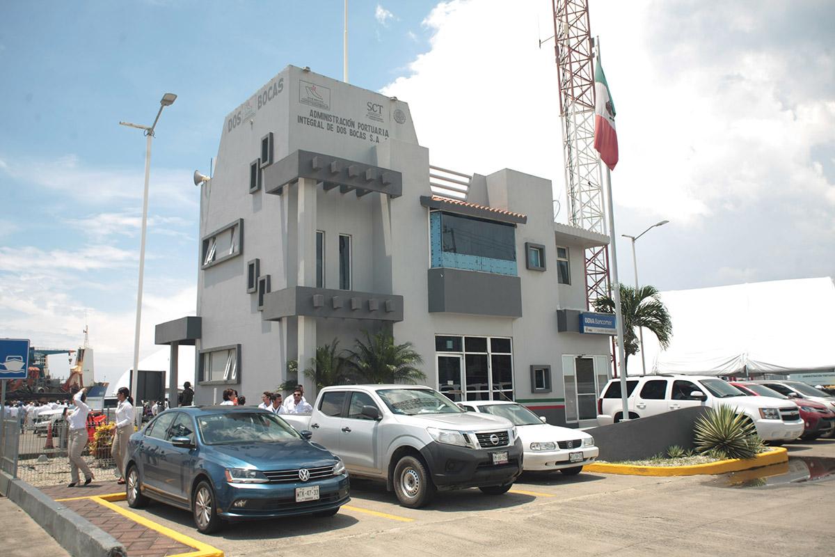 Dos Bocas, Secretaría de la Función Pública, sector petrolero, sector energético, Technip Stone,