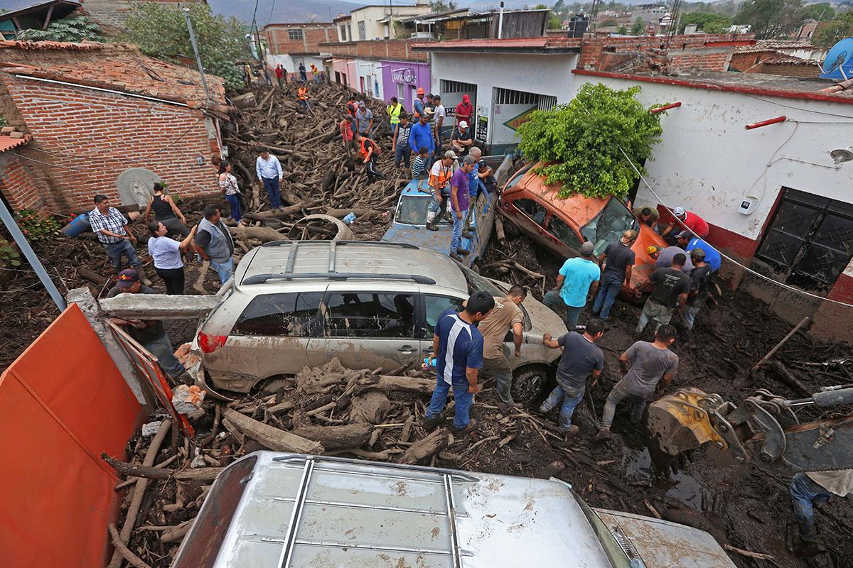 Jalisco, San Gabriel, inundación, emergencia, Fonden,