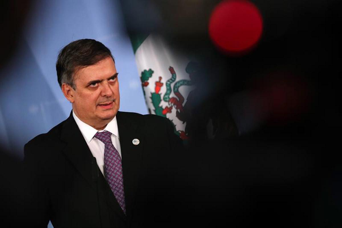 Marcelo Ebrard, Estados Unidos, Aranceles, Nancy Pelosi, Donald Trump, Washington, Mike Pompeo,