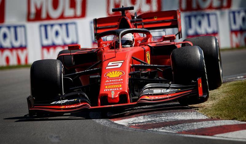 Ferrari protestará contra la f1. Foto. EFE