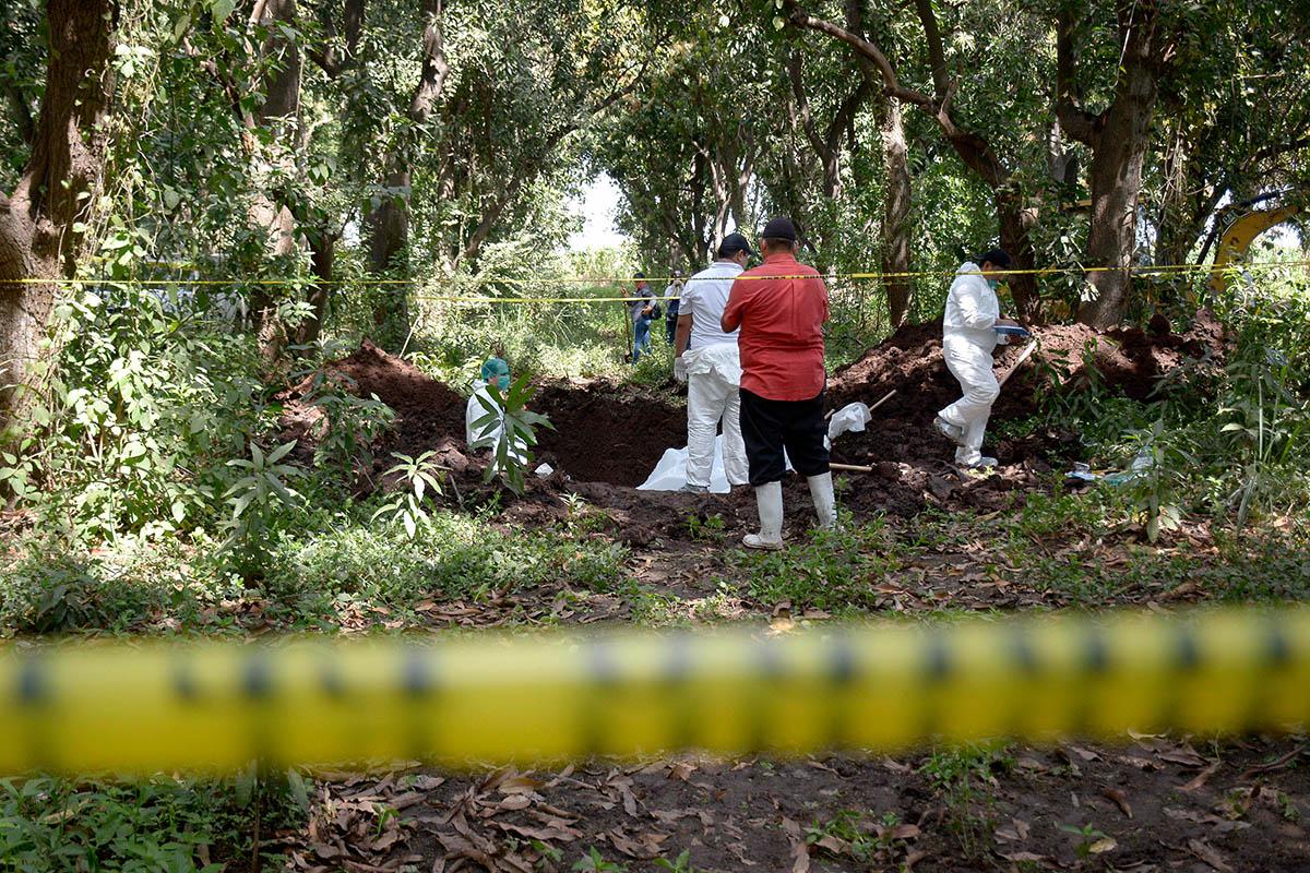 Fosas clandestinas, reporte,Tamaulipas, Guerrero, Veracruz, Sinaloa, Zacatecas,