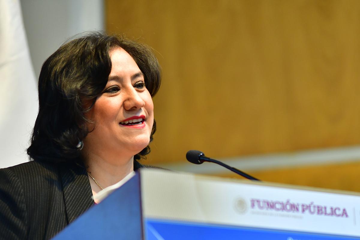 Corrupción, Secretaría de la Función Pública, Irma Eréndira Sandoval Ballesteros, Fertinal, Odebrecht, Pemex,
