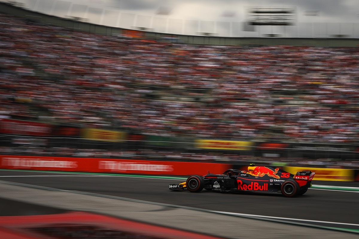 GP de México, Formula 1, Foro Sol