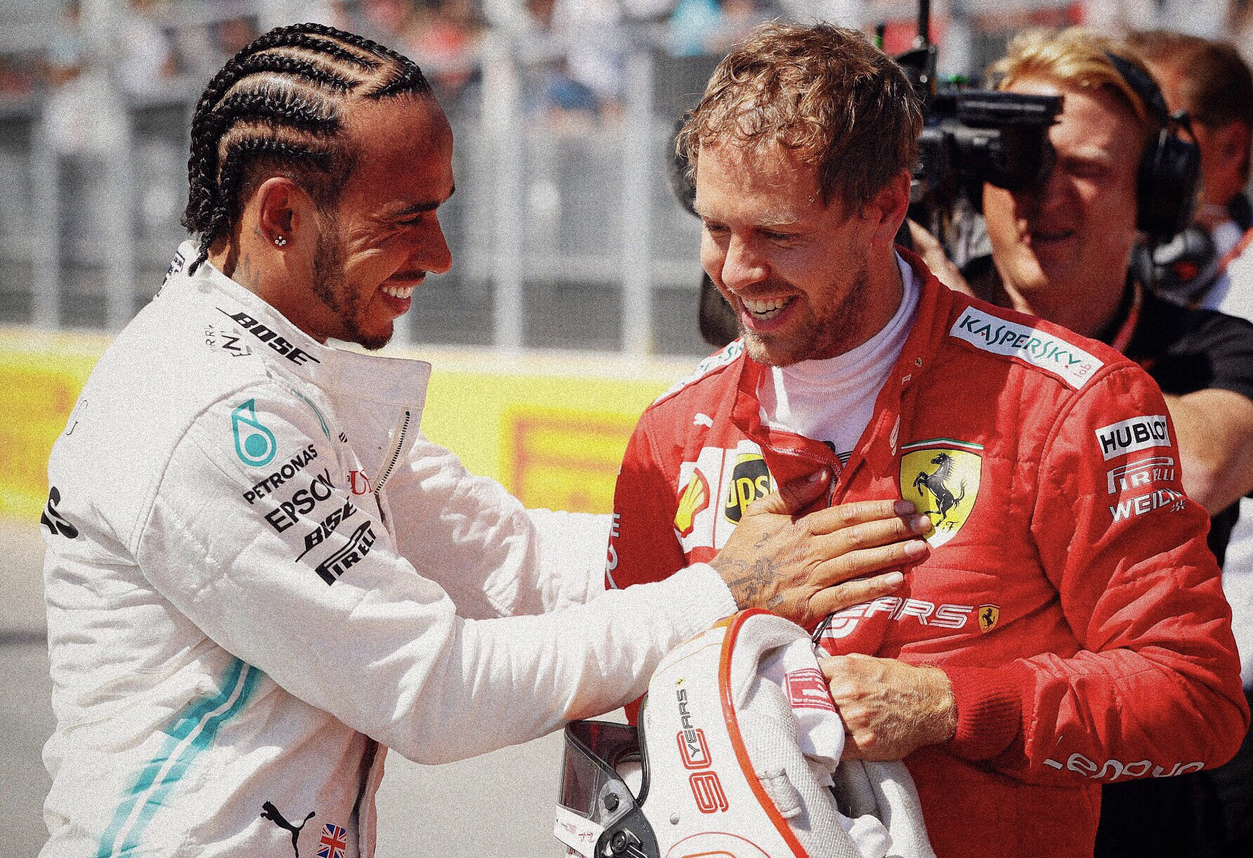 Hamilton logró el Gran Premio de Canadá. Foto: Twitter