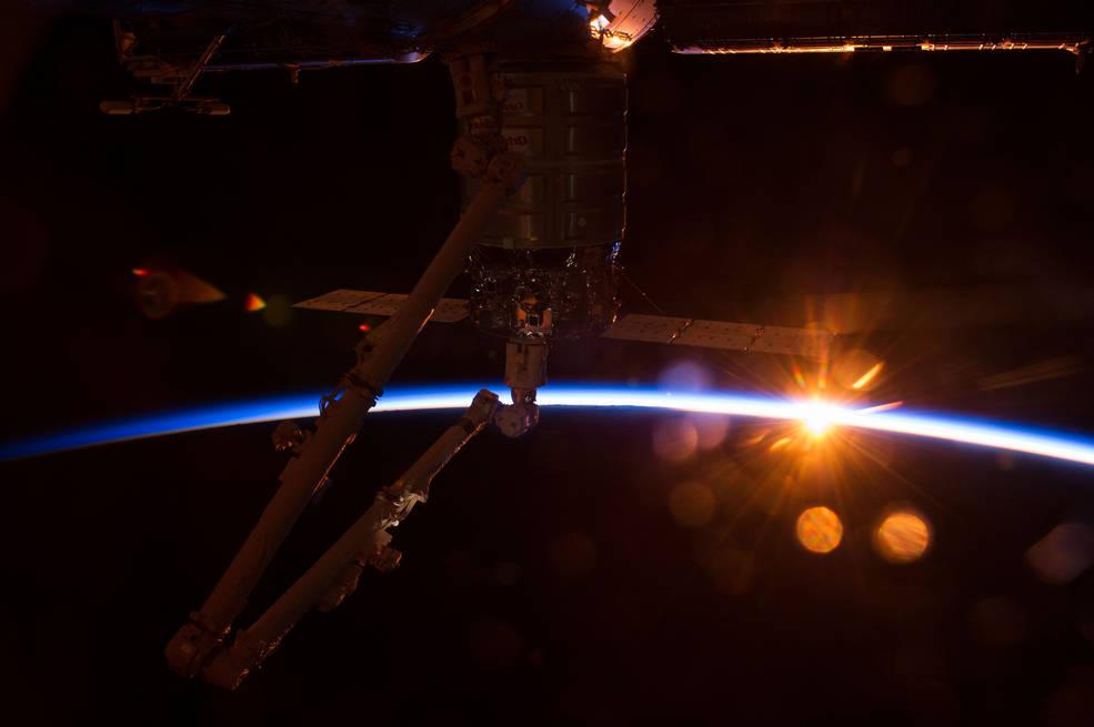 Estación Espacial NASA