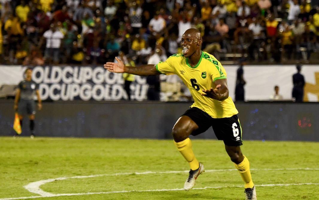 Jamaica le pegó a Honduras. Foto: Cortesía Diario Diez