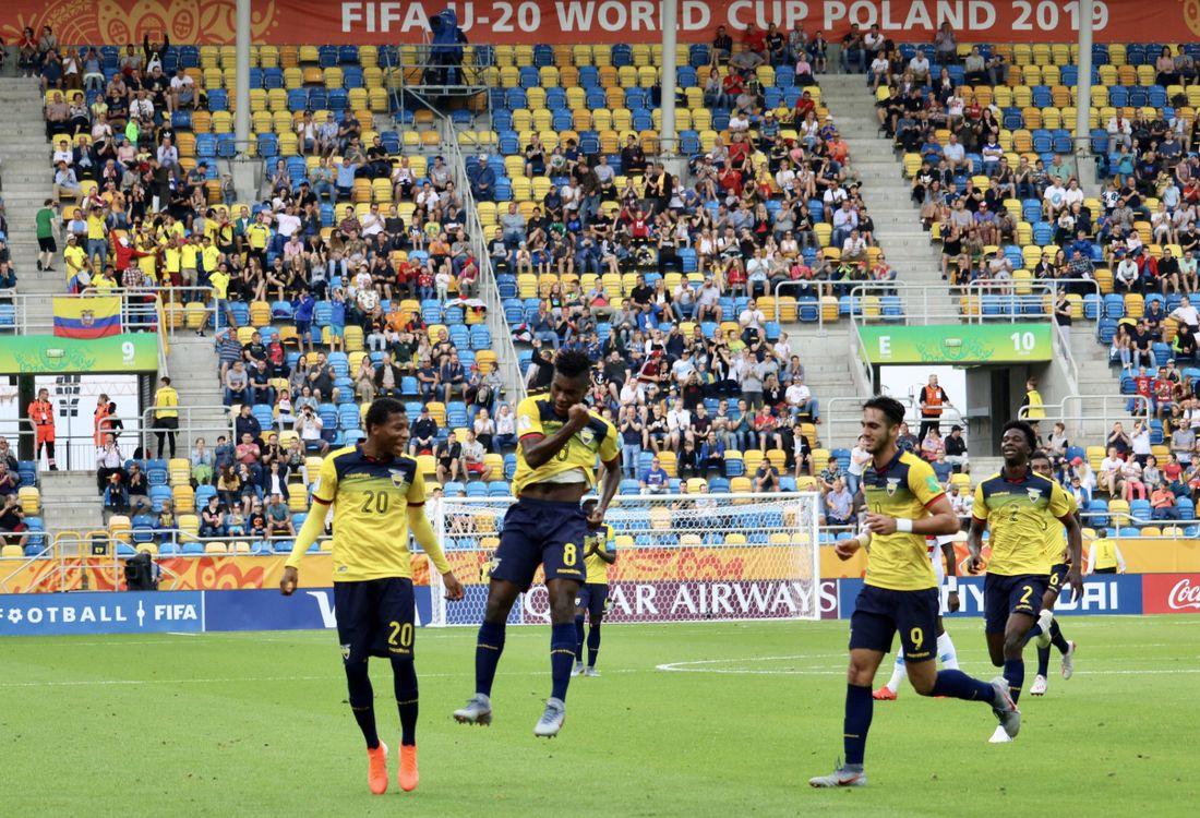 Japón igualó con Ecuador en Copa América. Foto: Twitter