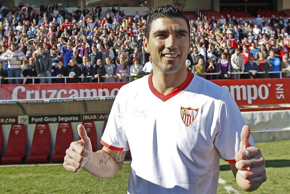 Murió José Antonio Reyes. Foto: EFE