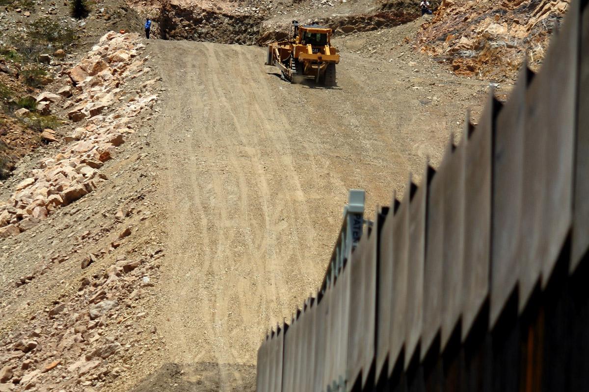 Donald, Trump, Estados Unidos, muro fronterizo, Demócratas, Tribunal en el Distrito de Columbia,