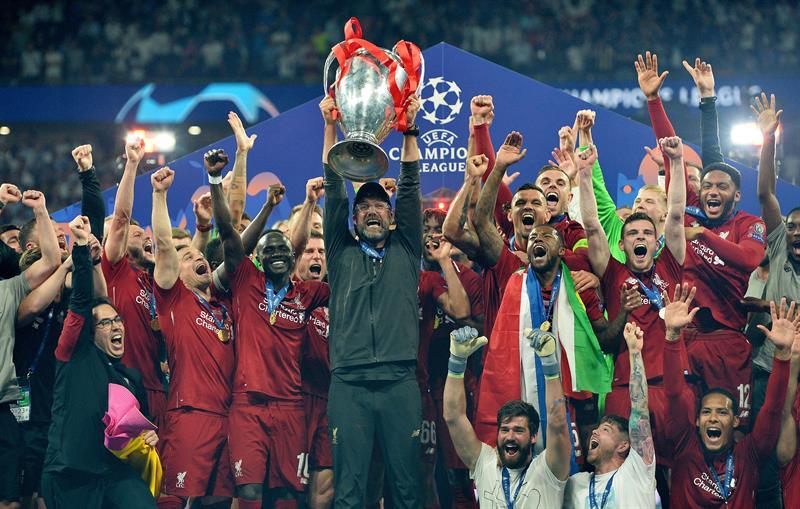 Prensa alabó trabajo de Liverpool. Foto: EFE