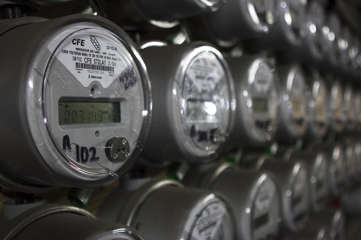 medidores, CFE, Energía, Luz,