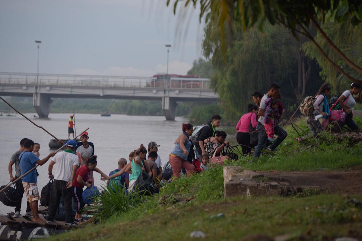 Migrantes, Estados Unidos, Donald Trump, aranceles, Acuerdo, Marcelo Ebrard,