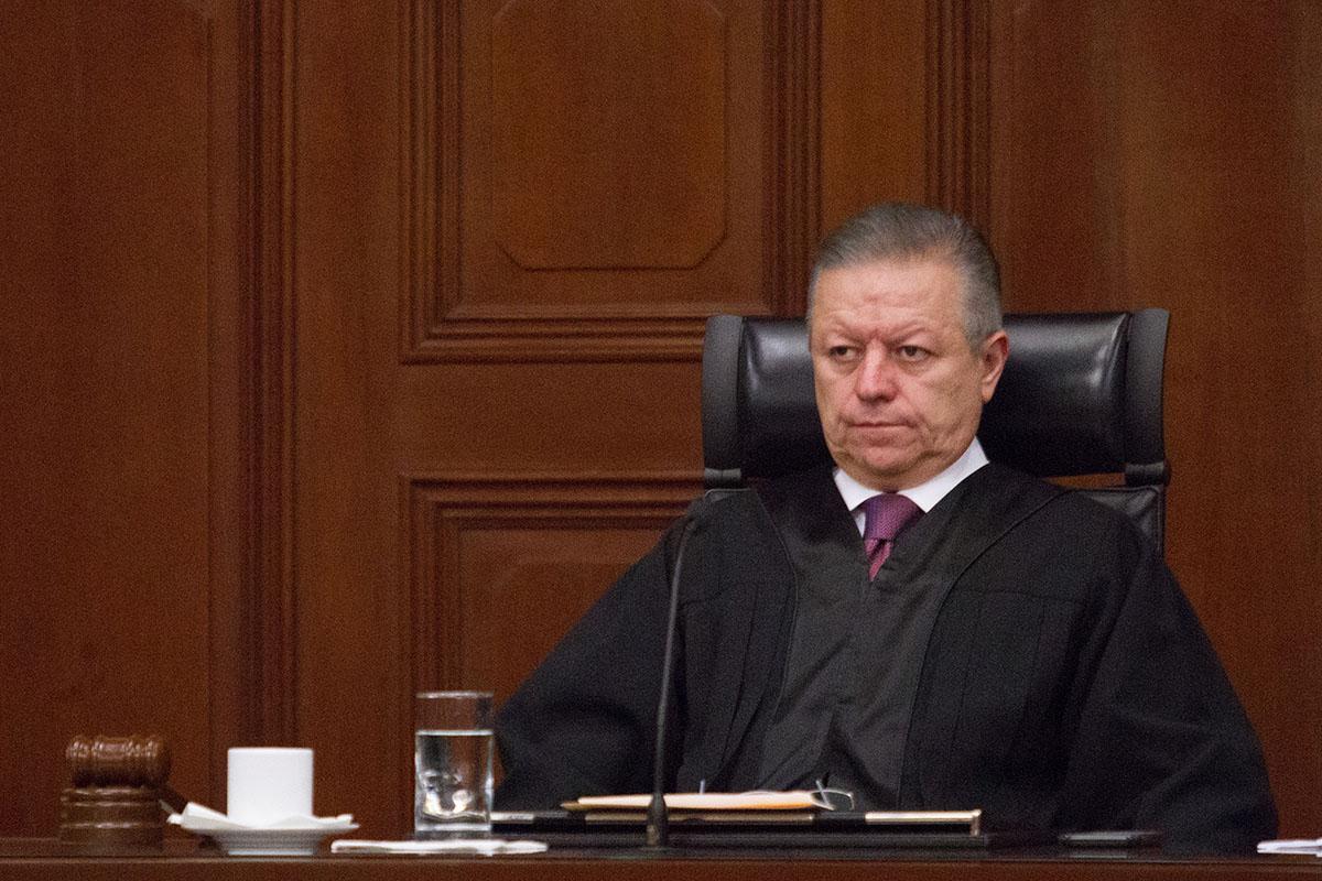 Ministro, Suprema Corte de Justicia de la Nación, SCJN, Arturo Zaldívar Lelo de Larrea,, Austeridad,