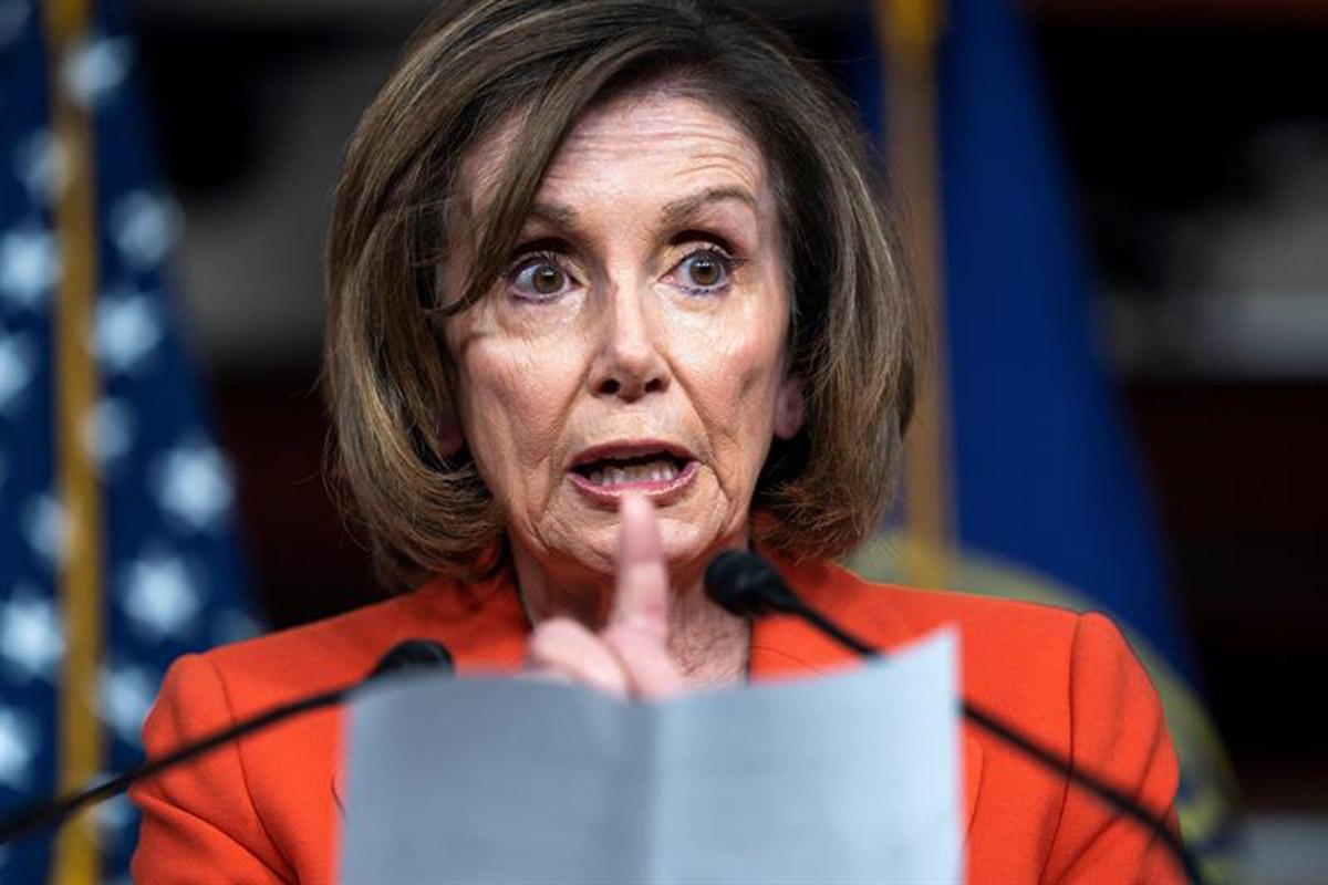 Nancy Pelosi, Donald Trump, Marcelo Ebrard, aranceles, Estados Unidos,