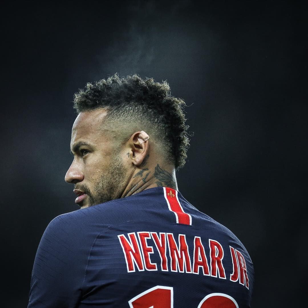 Neymar metido en problemas. Foto: Twitter