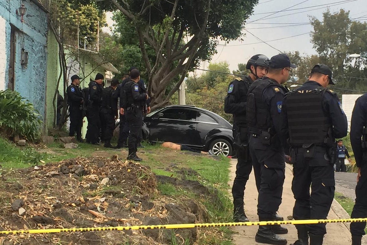 Balacera, Tlalpan, secuestros, CDMX,