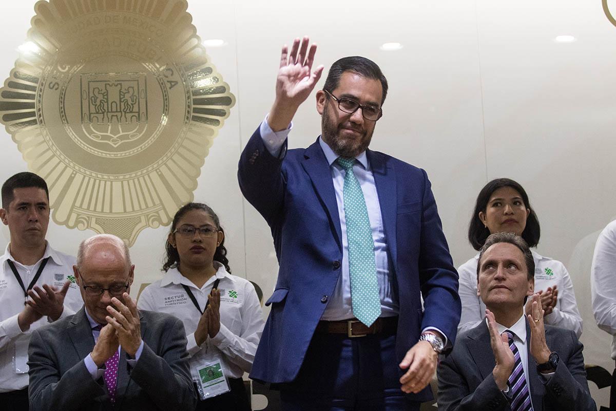 secretario de Seguridad Ciudadana, Jesús Orta, Seguridad, secuestros, policía, Congreso Ciudad de México,