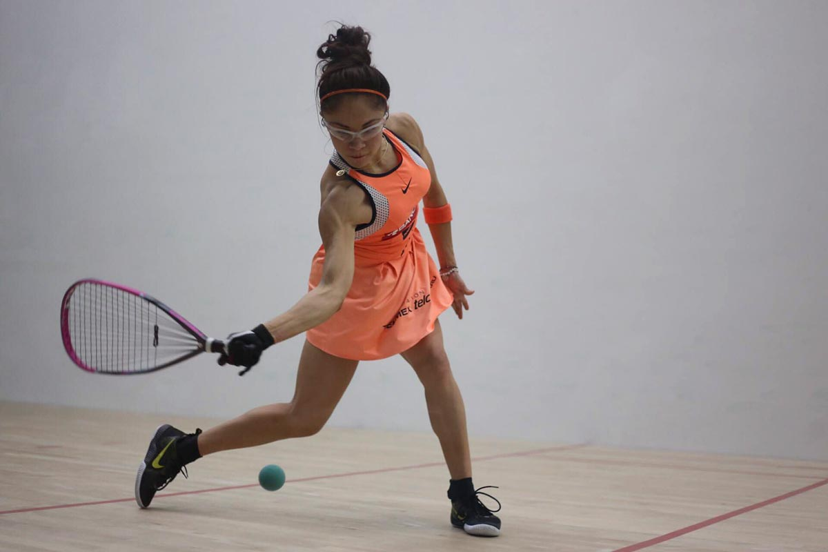 Paola Longoria, raquetbol