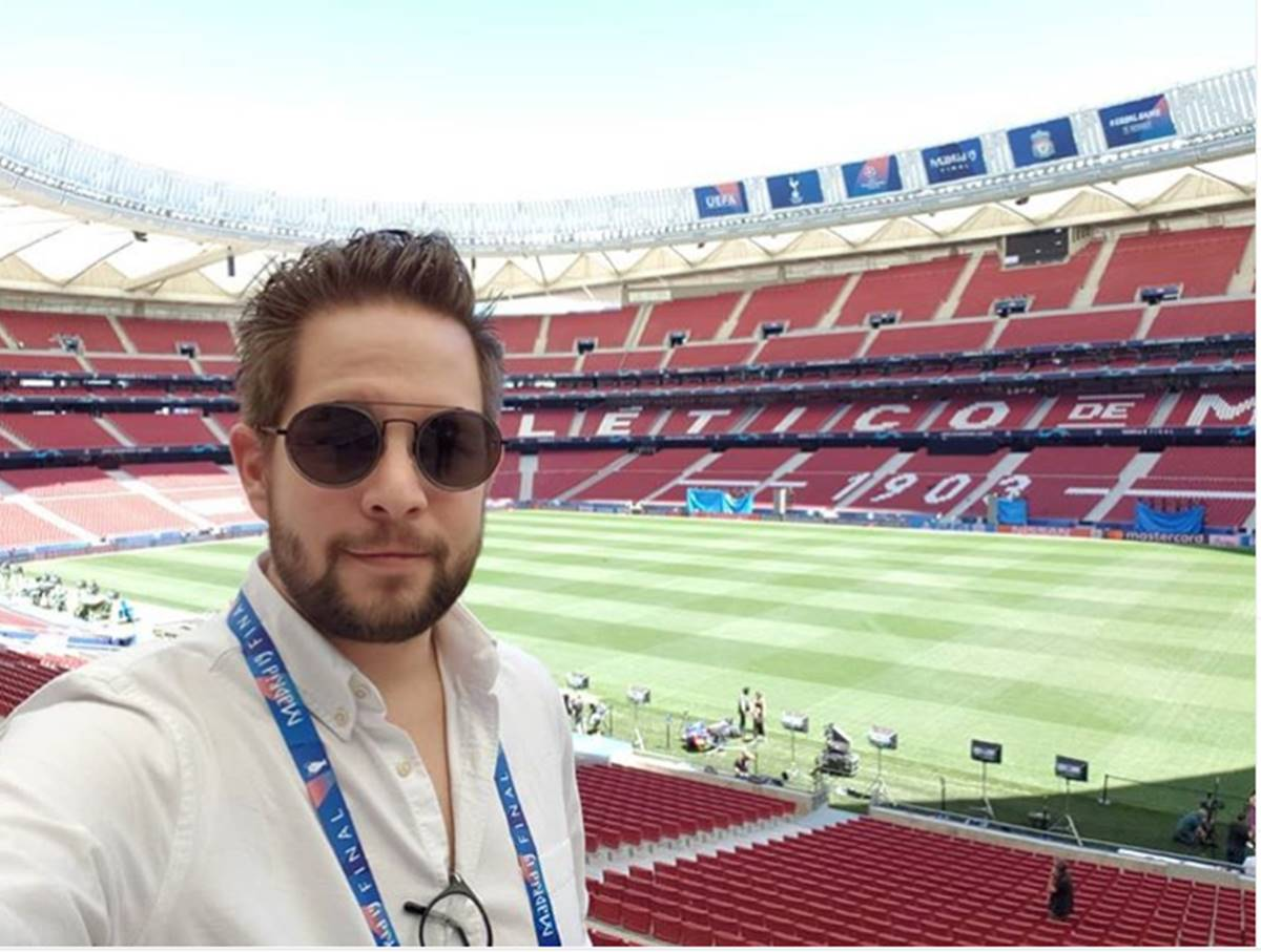 'Pollo' Ortiz se integra a Fox Sports. Foto: Twitter