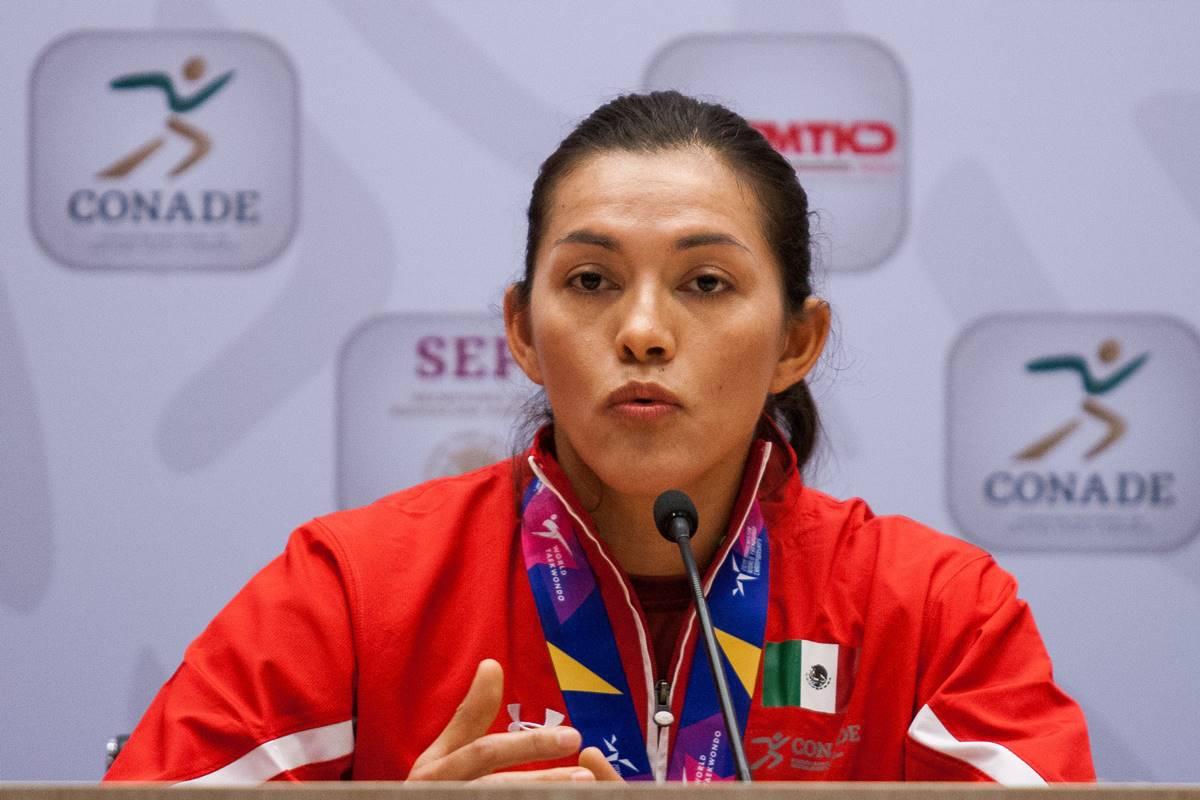 Rosario Espinoza busca hacer historia. Foto: Cuartoscuro