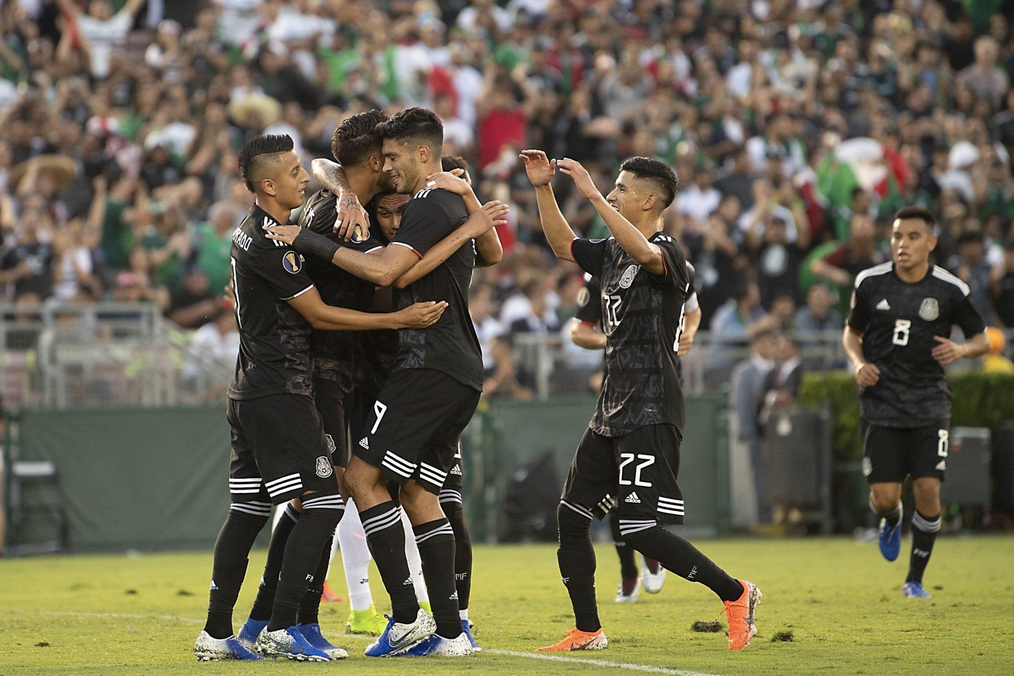 Selección mexicana enfrentará a Costa Rica. Foto: Twitter