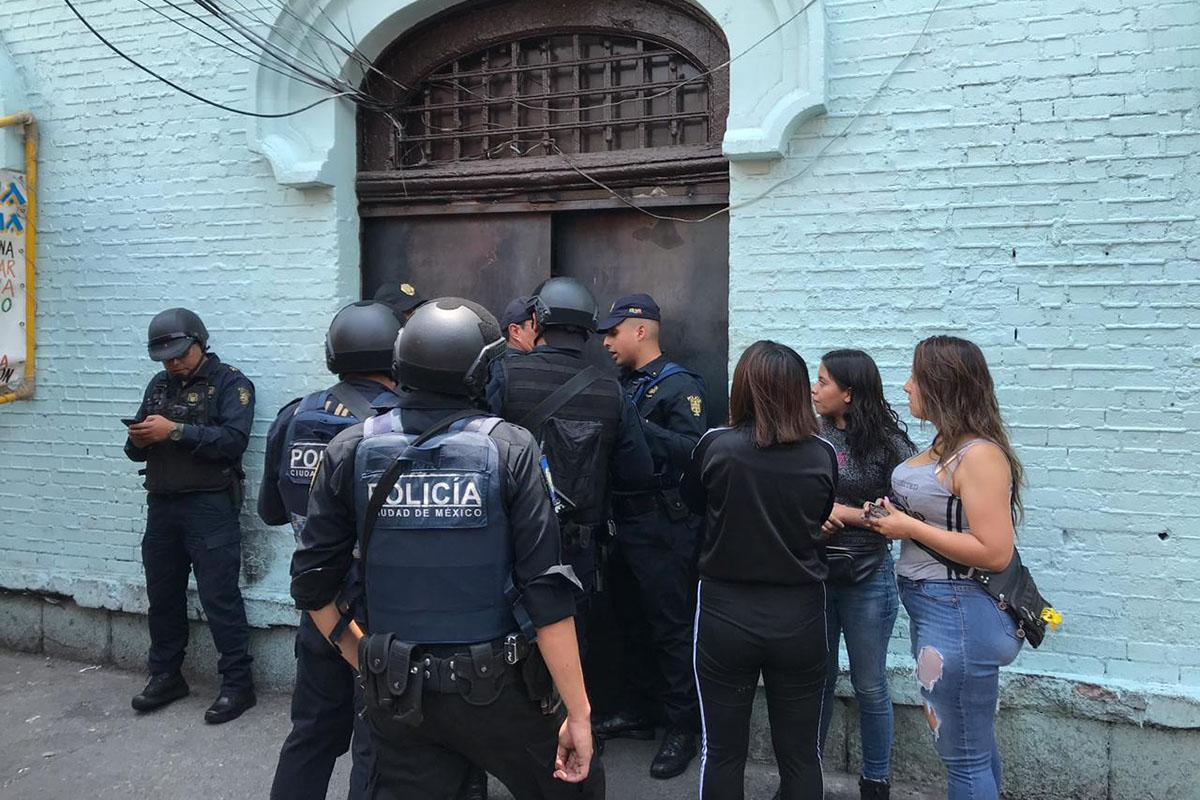 Tepito, narcomenudistas, Colonia Morelos, balacera, inseguridad,