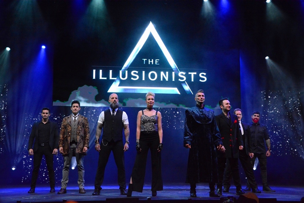 The Illusionists/Fotos: Ángel Reyes