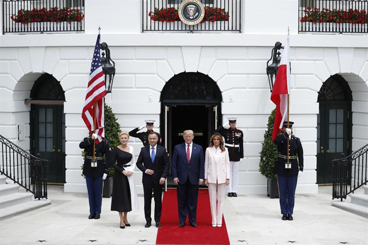 Polonia, Estados Unidos, soldados, Donald Trump,