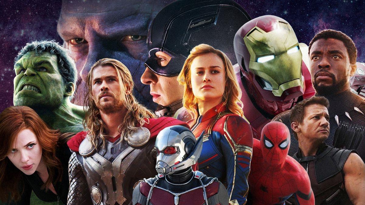Avengers entre las más taquilleras