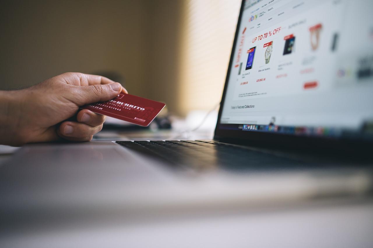 ecommerce, método de pago, tarjeta de credito,