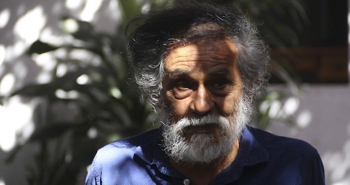Francisco Toledo es uno de los artistas plásticos mexicanos más reconocidos internacionalmente