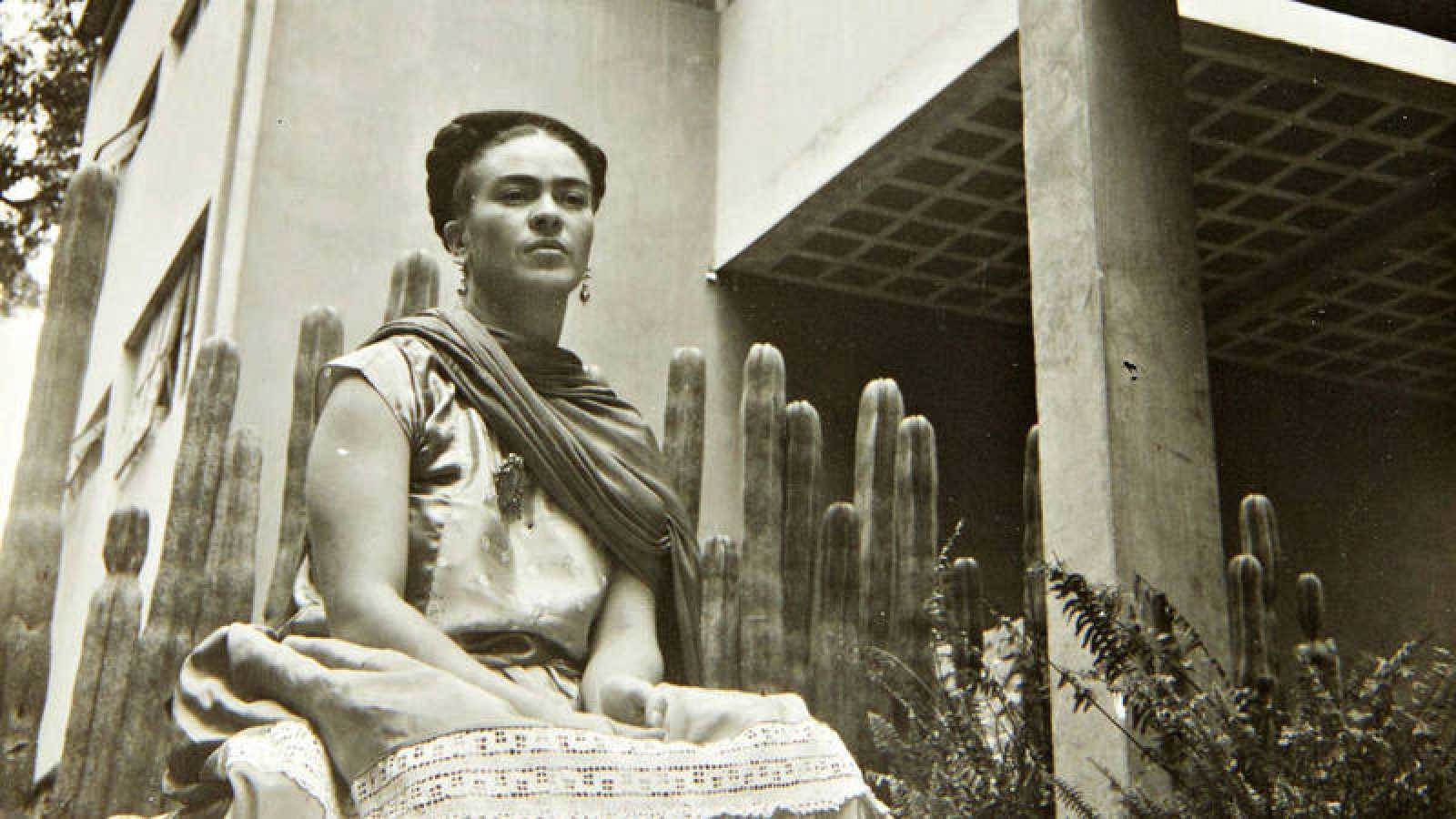 audio frida Kahlo
