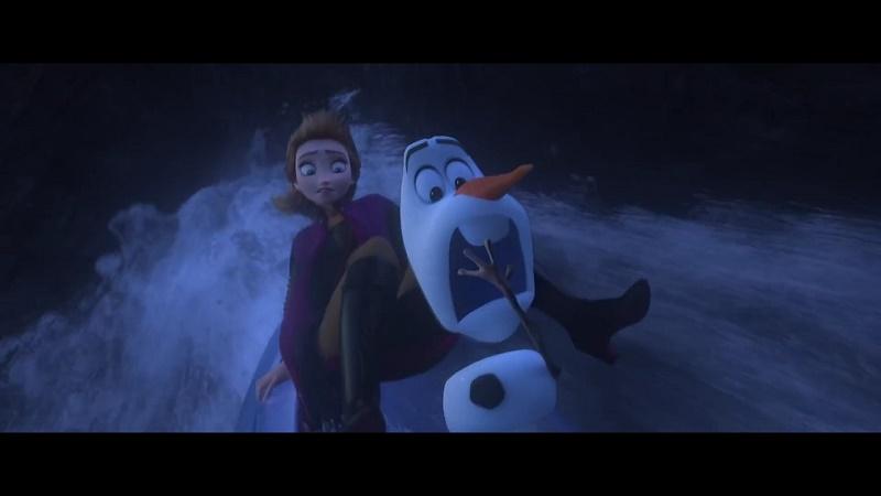 "Escena de ""Frozen 2"""