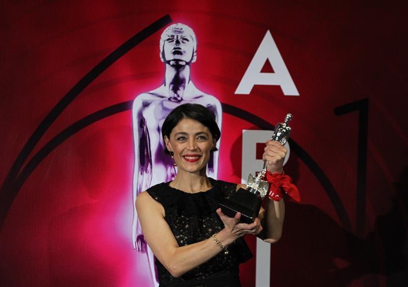Ilse Salas, la mejor actriz